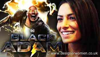 """""""Black Adam"""": Sarah Shahi may have revealed her character in the adaptation; Check out! - Designer Women"""