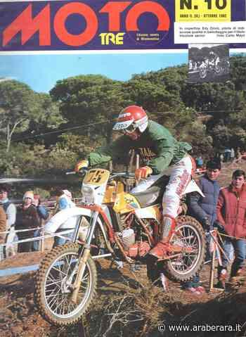 RANICA - Quella moto rubata 42 anni fa di cui è stato ritrovato… un pezzo. Parla l'ex proprietario - Araberara - Araberara