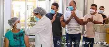 Venda Nova do Imigrante inicia campanha de vacinação contra a Covid-19 - Folha Vitória