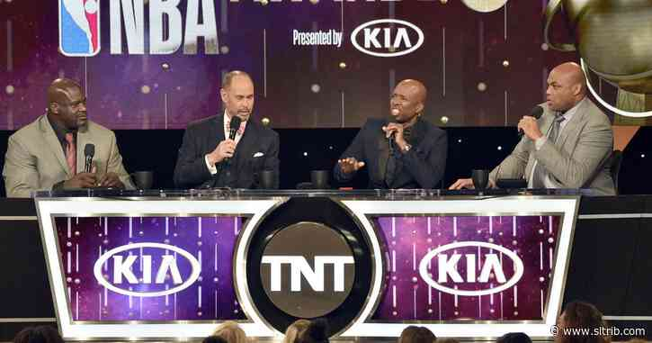 Andy Larsen: Shaq, Kenny and Charles have lost touch with today's NBA