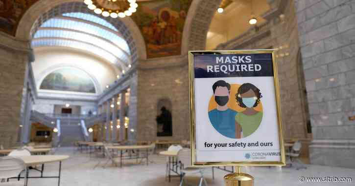 Utah Capitol to reopen to the public Monday