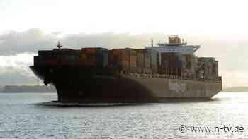 Frachtpreise teils versechsfacht: Containerriesen fahren Corona-Flaute davon