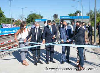Meoni, Massa y Nardini inauguraron la renovada estación Los Polvorines - Zona Norte Diario Online