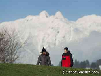 Vancouver Weather: Sunny, with snowfall warning in effect for overnight