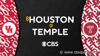 Houston vs. Temple: Live stream, watch online, TV channel, coverage, tipoff time, odds, spread, pick