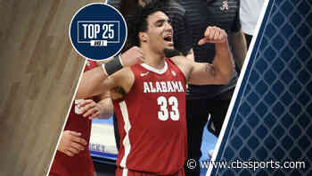 College basketball rankings: Alabama is No. 10 in the Top 25 And 1, puts undefeated SEC record on the line