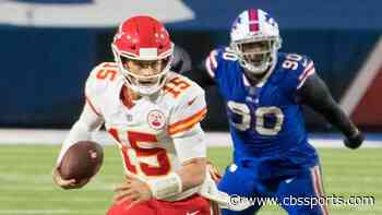 Chiefs vs. Bills expert picks, odds: Player props, spread, points total, how to watch AFC Championship Game