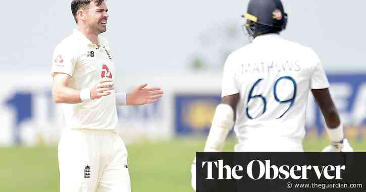 Jimmy Anderson's brilliance poses questions about rotation policy | Tim de Lisle