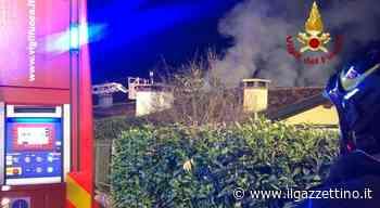 Isola Vicentina, incendio nella notte: a fuoco tetto ventilato, mansarda inagibile - Il Gazzettino