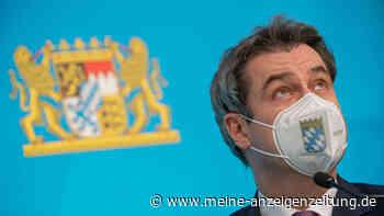 Corona in Bayern: Söder bekommt Gegenwind aus der eigenen Partei - FFP2-Masken-Kulanzwoche fast vorbei
