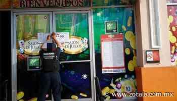 PGR asegura casino en Tecoman, Jalisco [Estados] - 11/08/2018 | Periódico Zócalo - Periódico Zócalo