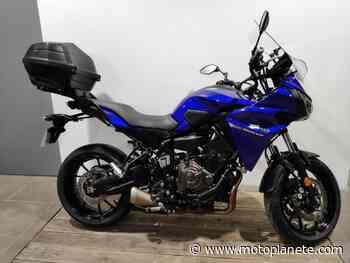 Yamaha MT-07 TRACER 2017 à 5890€ sur MONTLHERY - Occasion - Motoplanete