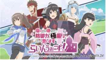 Primeiras Impressões: Itai no wa Iya nano de Bougyoryoku ni Kyokufuri Shitai to Omoimasu - Anime United - Anime United