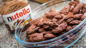 Köstliche Nutella-Kekse aus drei Zutaten: wenig Aufwand, süßer Schoko-Genuss