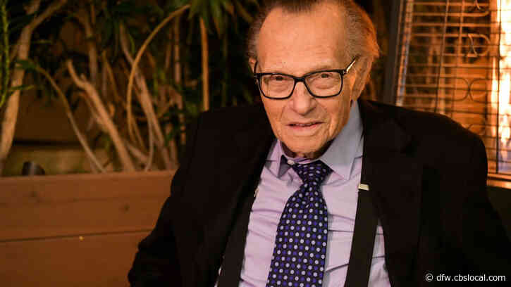 Larry King, Veteran Talk Show Host, Dies At 87