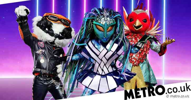 The Masked Singer UK: Costume designer hopes show will help people 'regain a positive relationship with masks' amid pandemic