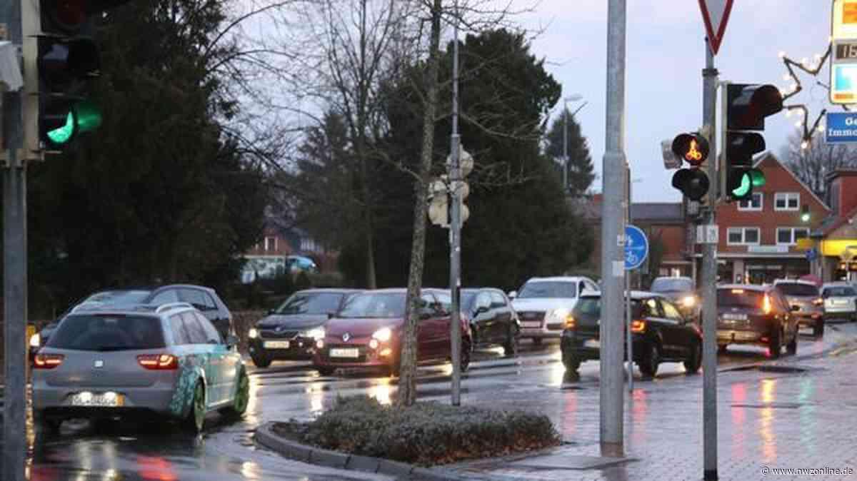 Erste Zwischenergebnisse vom Landkreis-Check: Verkehr in Ganderkesee bewegt viele Teilnehmer - Nordwest-Zeitung