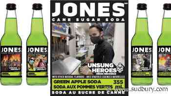 Little Current restaurant manager and 'unsung hero' featured on Jones Soda bottles