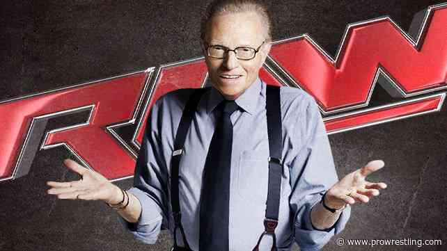 WWE Statement On The Passing Of Broadcast Icon Larry King