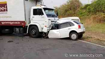 2 dias atrás Grave acidente mata duas pessoas na rodovia que liga Bastos à Rancharia - Assiscity