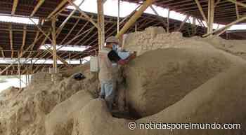 Lambayeque: hallan nuevos entierros de niños en pirámide de Túcume Noticias Peru - Noticias por el Mundo