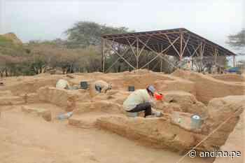 Lambayeque reinicia investigación arqueológica en complejo Túcume   Noticias   Agencia Peruana de Noticias Andina - Agencia Andina