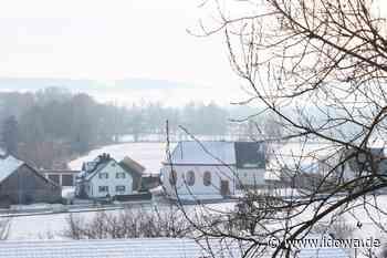 Beinah eine kleine Kirche - Sebastiani-Kapelle in Mallersdorf-Pfaffenberg besteht seit 1713 - idowa