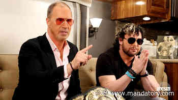 Don Callis Says 'Have A Nice Weekend' & Only Care About What He & Kenny Omega Think