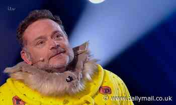 The Masked Singer UK: John Thomson is REVEALED as Bush Baby