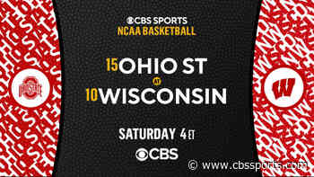 Ohio State vs. Wisconsin: Live stream, watch online, TV channel, coverage, tipoff time, odds, spread, pick