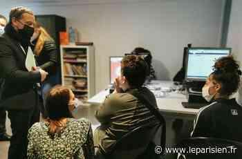Chevilly-Larue : des ordis contre la fracture numérique chez les jeunes en foyer - Le Parisien