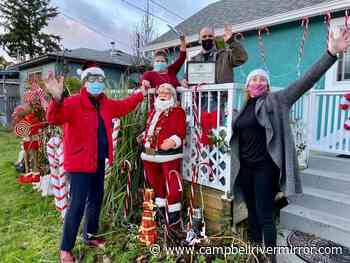 Campbellton residents acknowledged for their benefit to community – Campbell River Mirror - Campbell River Mirror