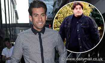 James 'Arg' Argent, 33, shares throwback photo amid 26 stone weight battle