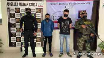 Previas : A la cárcel ´Los Falases´ dedicados a extorsión en Timbío Cauca - 90 Minutos