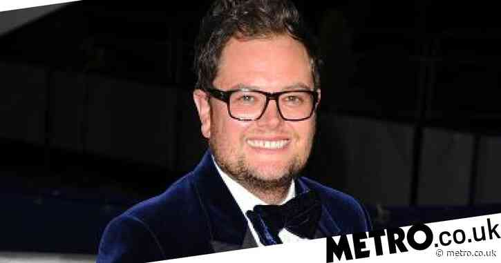 The Masked Singer UK: Alan Carr to join panel as guest judge