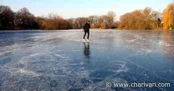Stadt Neunburg vorm Wald warnt vor dem Eislaufen auf zugefrorenen Gewässern | - Radio Charivari