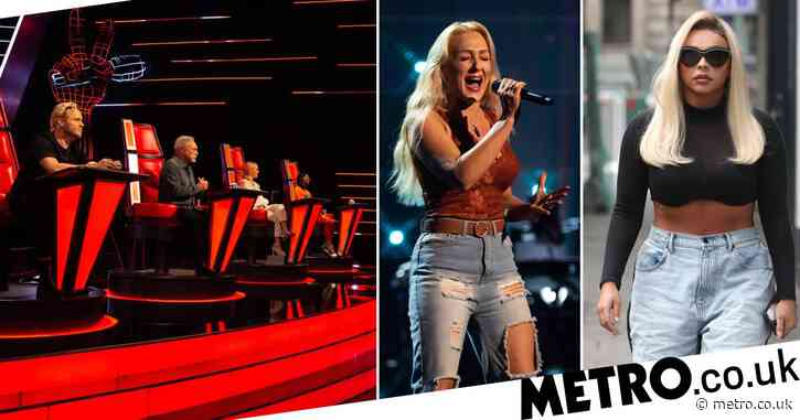 The Voice UK: Judges fail to turn for Jesy Nelson's cousin