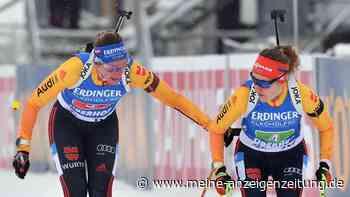 Biathlon heute im Liveticker: Gelingt bei den letzten Generalproben der entscheidende Sprung?
