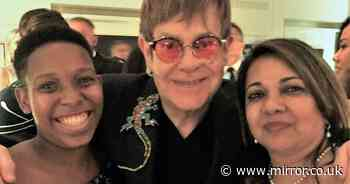 Sir Elton John's sadness at coronavirus death of his South African doctor friend
