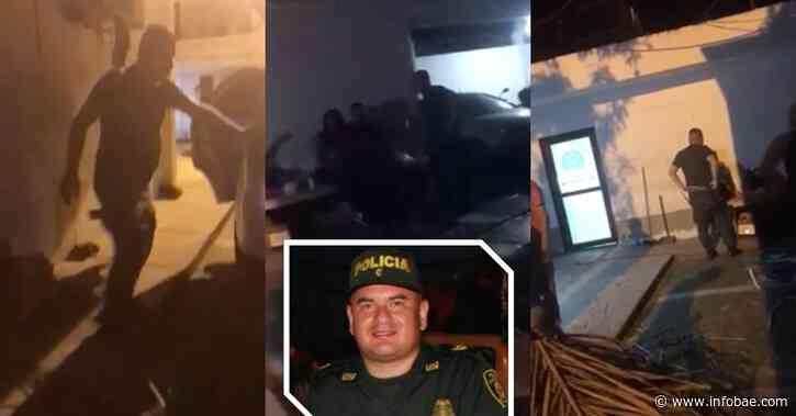 Investigarán a comandante de Policía de Puerto Tejada por 'rumbear' en la estación y exigir cuotas de comparendos a sus subalternos - infobae