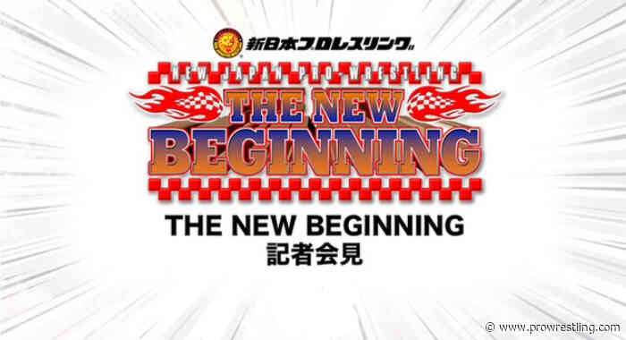 NJPW Road To The New Beginning Results (1/23): New Champions Crowned, Tenzan Returns