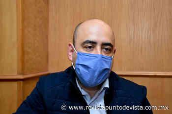 Ernesto Barajas Abrego, informó que se activaran los protocolos del semáforo rojo - Revista Punto de Vista - RPDV
