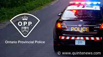 Deseronto man charged after crash - Quinte News