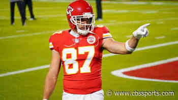 Championship Sunday NFL player props, best bets, picks: Travis Kelce has reception over 26.5 yards