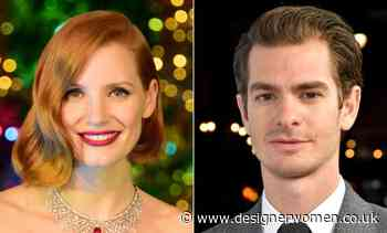 'Tammy Faye's Eyes': Biography with Jessica Chastain and Andrew Garfield Gets New Start Date - Designer Women