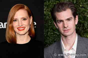 Jessica Chastain, Andrew Garfield's 'The Eyes of Tammy Faye' Scores September Release Date - TheWrap