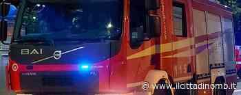 Biassono: incendio in un capanno, scattano le indagini sulla copertura - Il Cittadino di Monza e Brianza