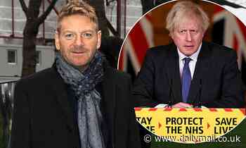 Sir Kenneth Branagh will play Boris Johnson in controversial five-part TV drama