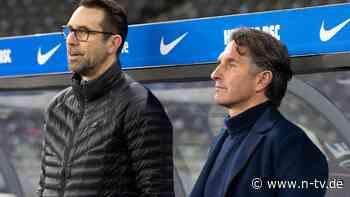 """""""Es fehlen die Argumente"""": Labbadia und Preetz bei Hertha wohl vor dem Aus"""