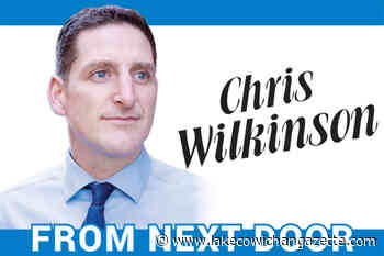 Chris Wilkinson column: Time to slow down to speed up - Lake Cowichan Gazette